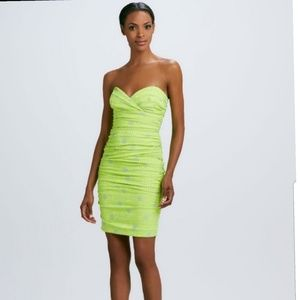 Nicole Miller Mila Strapless Dress